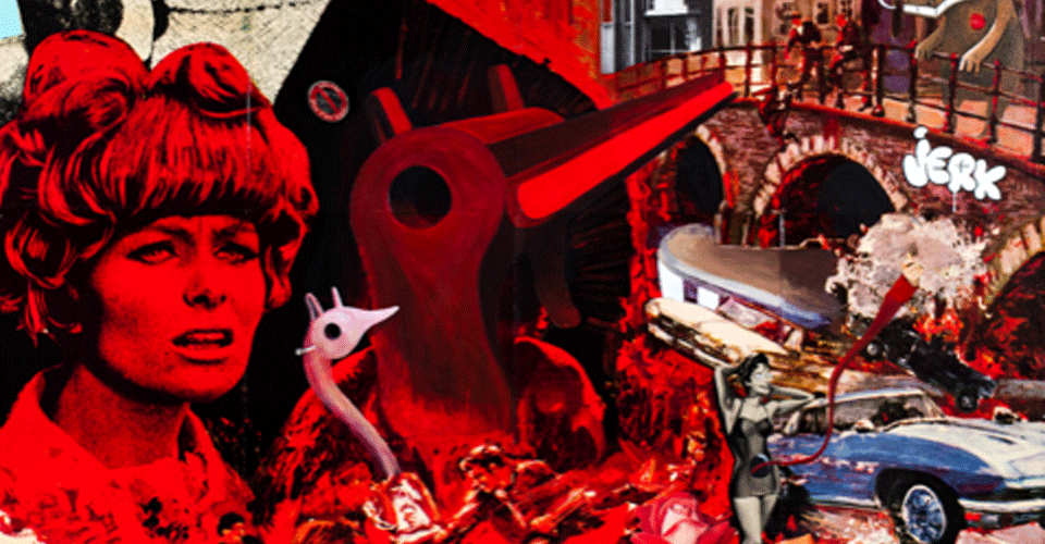 Exposition : Jerkorama par Jerk 45