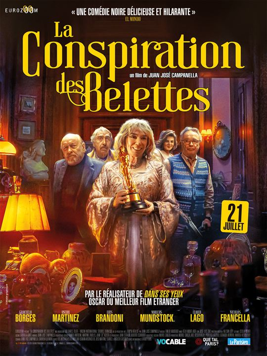 conspiration belettes